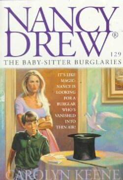 The Baby-Sitter Burglaries (Paperback)