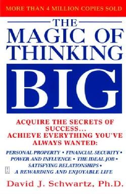 Magic of Thinking Big (Paperback)