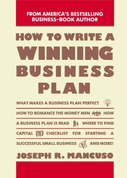 How to Write a Winning Business Plan (Paperback)