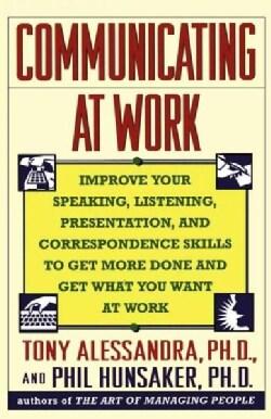Communicating at Work (Paperback)