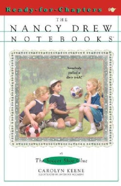 The Soccer Shoe Clue (Paperback)