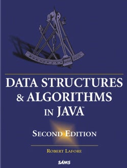 Data Structures & Algorithms in Java (Hardcover)