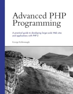 Advanced Php Programming: A Practical Guide to Developing Large-Scale Web Sites and Applications With Php 5 (Paperback)