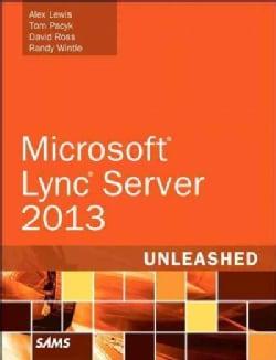 Microsoft Lync Server 2013 (Paperback)