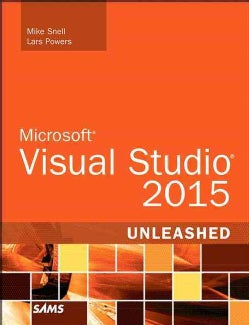 Microsoft Visual Studio: 2015 Unleashed (Paperback)