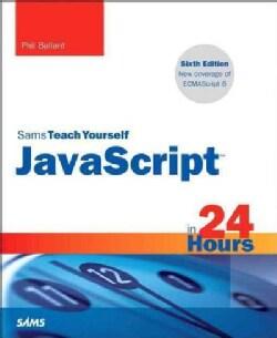 Sams Teach Yourself Javascript in 24 Hours