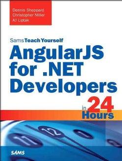 Angularjs for .net Developers in 24 Hours (Paperback)