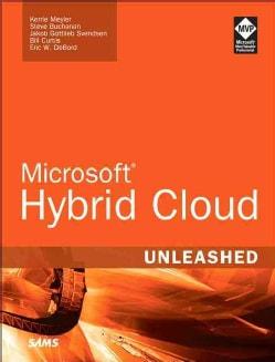 Microsoft Hybrid Cloud Unleashed (Paperback)