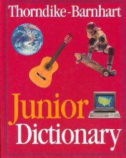 Thorndike-Barnhart Junior Dictionary (Hardcover)