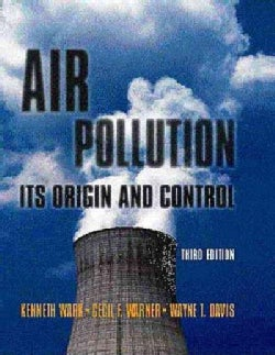 Air Pollution: Its Origin and Control (Hardcover)