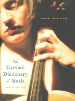 The Harvard Dictionary of Music (Hardcover)