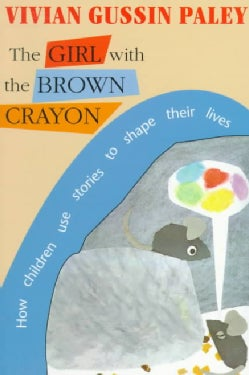 The Girl With the Brown Crayon (Paperback)