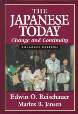 The Japanese Today: Change and Continuity (Paperback)