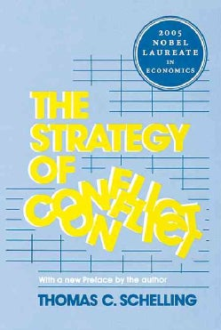Strategy of Conflict (Paperback)