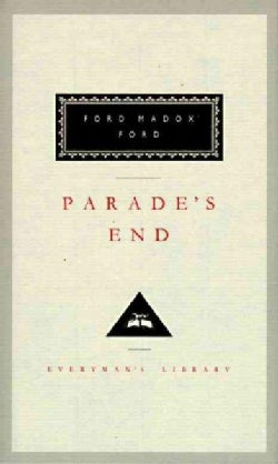 Parade's End (Hardcover)