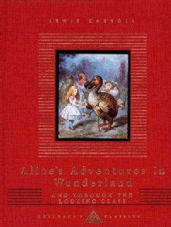 Alice in Wonderland / Through the Looking Glass (Hardcover)