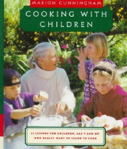Cooking With Children: 15 Lessons for Children, Age 7 and Up, Who Really Want to Learn to Cook (Hardcover)