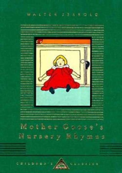 Mother Goose's Nursery Rhymes (Hardcover)