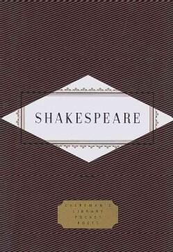 Shakespeare: Poems (Hardcover)