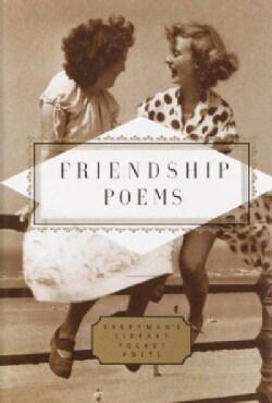 Friendship: Poems (Hardcover)