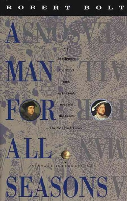 A Man for All Seasons: A Play in Two Acts (Paperback)
