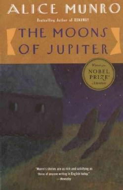 Moons of Jupiter: Stories (Paperback)