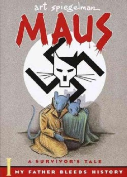 Maus: A Survivor's Tale : My Father Bleeds History/Here My Troubles Began/Boxed (Paperback)