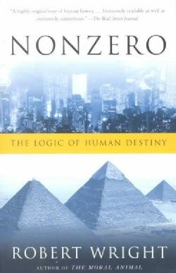 Nonzero: The Logic of Human Destiny (Paperback)