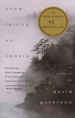 Snow Falling on Cedars (Paperback)