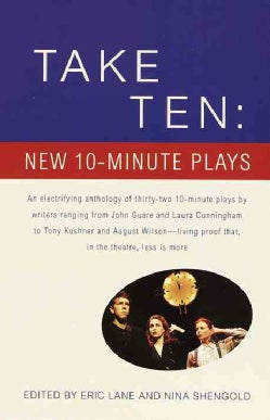 Take Ten: New 10-Minute Plays (Paperback)