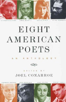 Eight American Poets: An Anthology (Paperback)