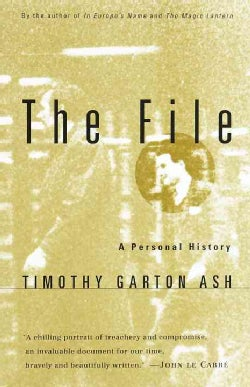 The File: A Personal History (Paperback)