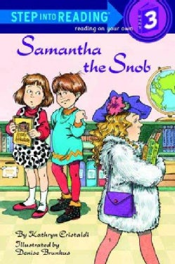 Samantha the Snob (Paperback)