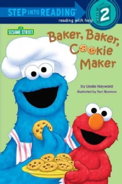 Baker, Baker, Cookie Maker (Paperback)
