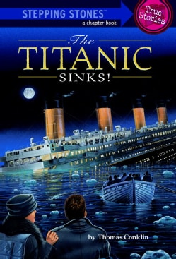 The Titanic Sinks! (Paperback)