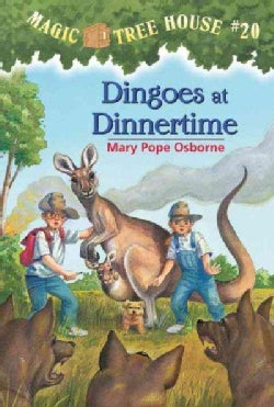 Dingoes at Dinnertime (Paperback)