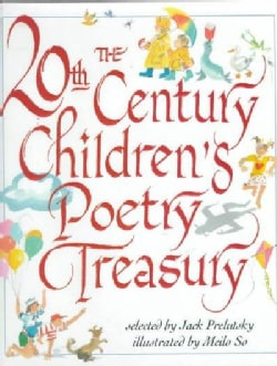 The 20th Century Children's Poetry Treasury (Hardcover)