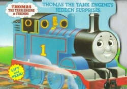 Thomas the Tank Engine's Hidden Surprises: Let's Go Lift-and-peek Books (Board book)