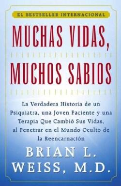 Muchas Vidas, Muchos Sabios (Paperback)
