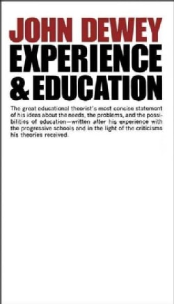 Experience and Education (Paperback)