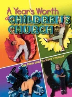 A Years Worth of Childrens Church (Paperback)