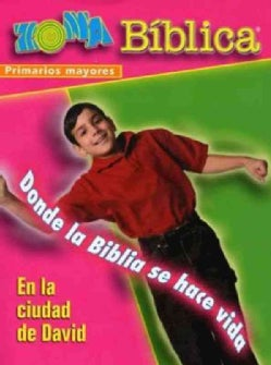 Biblezone In The City Of David Old Elementary (Paperback)