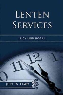 Lenten Services (Paperback)