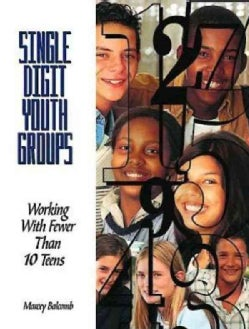 Single Digit Youth Groups: Working With Fewer Than 10 Teens (Paperback)