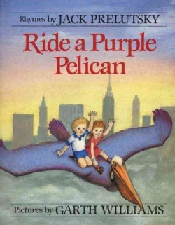 Ride a Purple Pelican (Hardcover)