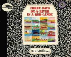Three Days on a River in a Red Canoe (Paperback)