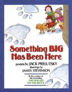 Something Big Has Been Here (Hardcover)