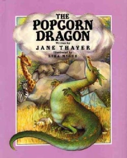 The Popcorn Dragon (Hardcover)