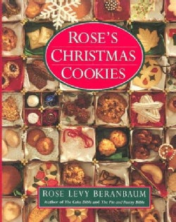 Rose's Christmas Cookies (Hardcover)