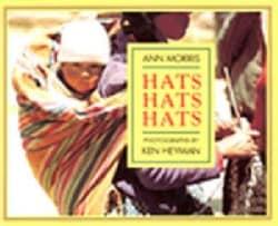 Hats, Hats, Hats (Paperback)